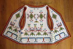 Fully beaded vest (Lakota style)