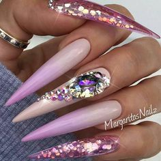 "1,126 Likes, 14 Comments - Clawgasmic (@clawgasmic) on Instagram: ""@margaritasnailz these are amazing huni!! This look is gorgeous and just perfect for…"""