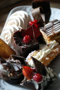 European pastries