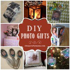 DIY Photo Gifts
