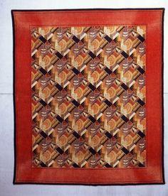 Art Deco Bauhaus kleed / carpet.