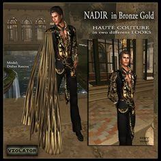 Nadir - BlackGold / Violator