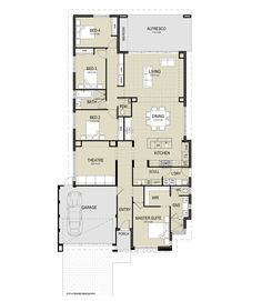 Promotional home designs the verve perth and luxury the sandalford floor plan malvernweather Images