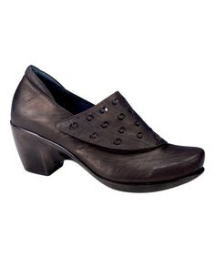 82503c61a32 NAOT Brown Shimmer Precious Leather Pump. Most Comfortable ShoesLeather ...