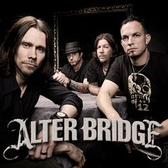 Alter Bridge, a great band to see live. One of the best concerts I have been to.