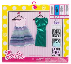 2017 Barbie (petite) - Complete Look Fashions # ? Original Barbie Doll, Barbie Dolls Diy, Doll Clothes Barbie, Barbie Toys, Barbie I, Barbie Dress, Barbie Outfits, Barbie Chelsea Doll, Vintage Barbie Clothes