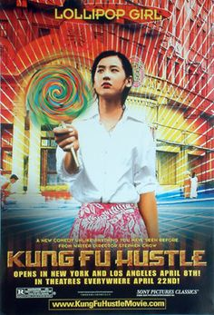 kung fu hustle lollipop girl