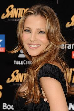 Elsa Pataky- love the haircolor