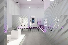 The Nike Studio Design by Coordination Asia Gym Interior, Asian Interior, Retail Interior, Interior Design Tips, Best Interior, Design Blogs, Design Trends, Gym Design, Retail Design