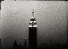 All-time favorite artist, and favorite view in NYC? Andy Warhol and the Empire State Building.