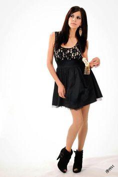 Black Dress Foreverdolledup.com