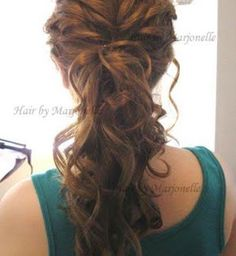wanna give your hair a new look ? Ponytail Hairstyles is a good choice for you. Here you will find some super sexy Ponytail Hairstyles , Find the best one for you, Fancy Hairstyles, Ponytail Hairstyles, Wedding Hairstyles, Updos, Latest Hairstyles, Good Hair Day, Great Hair, Bridesmaid Hair, Prom Hair