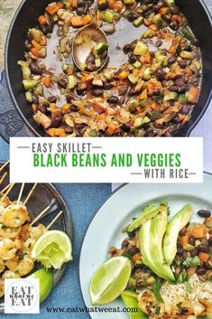 These black beans are made lighter than usual with the addition of chopped carrot, zucchini, celery and onion. Combined with bacon, garlic, cumin and coriander and a finish of fresh lime – they are so flavoursome! Black beans and. Side Dish Recipes, Easy Dinner Recipes, Raw Vegetables, Veggies, Kitchen Recipes, Cooking Recipes, Vegan Recipes, Brazilian Dishes, Dinner Is Served