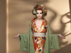 Blushing Geisha Photography : Kelly Rihanna by Peter Coulson