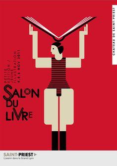 Salon du Livre Sanit Priest 2011
