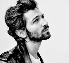 A wel trimmed #beard and long #hair can be so sexy. #michielhuisman