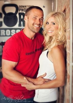 Chris & Heidi Powell...i love extreme weight loss..