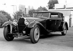 Bugatti Royale Kellner Coach