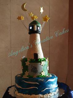 Lighthouse Sr. Prom cake