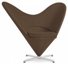 Fotel obrotowy Simone Brown Nowoczesne-meble.eu