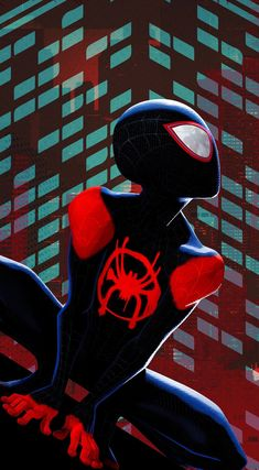Miles Morales - Ultimate Spider-Man, Into the Spider-Verse Spiderman Kunst, Spiderman Spider, Spider Gwen, Amazing Spiderman, Ultimate Spider Man, Marvel Comics, Marvel Avengers, Miles Morales Spiderman, Miles Spiderman