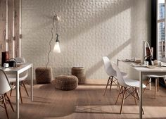 2. The Alexander Tile in ceramic by Giles Miller . 3. The Diamond 3D Wall Tile by atlas concorde . 6. The Sensory Wall Tile, designed by Victor Carrasco for Alea . 7. The Dune Wall Tiles in ...