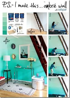 paint-ombre-wall