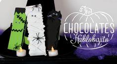 Ideas para Decorar Dulces. Fiesta de Halloween - Hablobajito