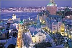 Quebec City, Quebec- a possible choice to live when i graduate from grad school