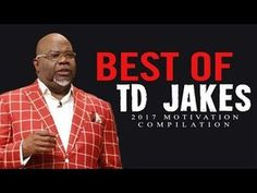 ✔ Sermons of Bishop T. ▸ Watch all sermons 2018 & 2019 known Bible teacher ✝ T. Inspirational Speeches, Motivational Speeches, Motivational Videos, Inspirational Videos, Motivation Youtube, Good Motivation, Td Jakes Quotes, Best Motivational Speakers, Ted Talks