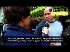 Easy Spanish 1 - Professions - YouTube