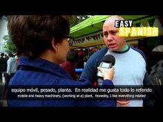 profesiones ▶ Easy Spanish 1 - Professions - YouTube
