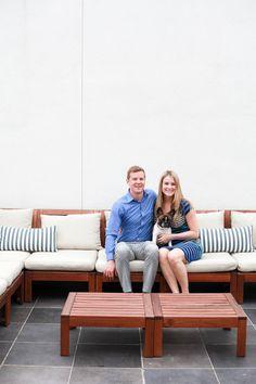 Chris & Kate's Mid Century Houston Home