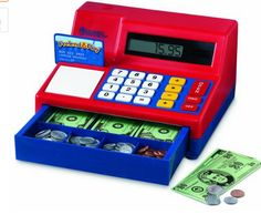 Cash Register - LEARNING RESOURCES TOYS ON SALE WITH FREE SHIPPING OPTIONS