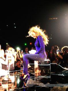 Beyoncé Mrs Carter Show World Tour Bercy Arena Paris 25.04.2013