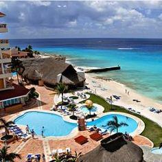 El Cozumeleno Beach Resort All-inclusive in Cozumel http://www.kooloola.com/hotels-mexico.html