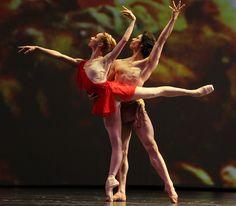 Iana Salenko and Herman Cornejo - Ballet, балет, Ballett, Bailarina, Ballerina, Балерина, Ballarina, Dancer, Dance, Danse, Danza, Танцуйте, Dancing