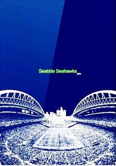Century Link Field Seattle Seahawks