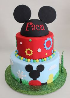 Mickey Clubhouse ! Violeta Glace