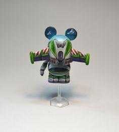 Buzz Lightyear Jared Circusbear Custom Vinylmation