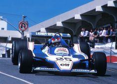 Formule 1 - 3 litres: Ligier-Ford JS11 (Patrick Depailler)1979