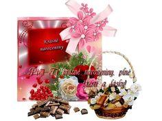 Blahopřání k narozeninám. - YouTube Gift Wrapping, Table Decorations, Youtube, Gifts, Advent, Birthday, Gift Wrapping Paper, Presents, Wrapping Gifts