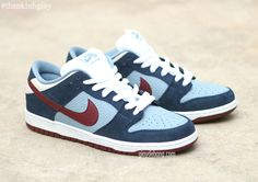 FTC x Nike SB Dunk Low Pro Finally