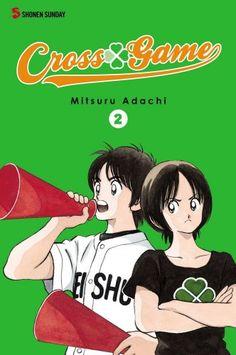 Cross Game, Vol. 2 by Mitsuru Adachi