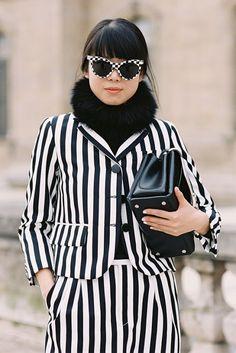 stripes trend from Pins we love board #fashion www.stylendubai.com