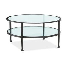 I would totally keep it simple and just do a coffee table like this!