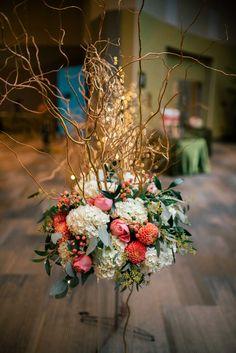 Posh Petals Floral - Grand Rapids, MI Photo: Bradley Productions