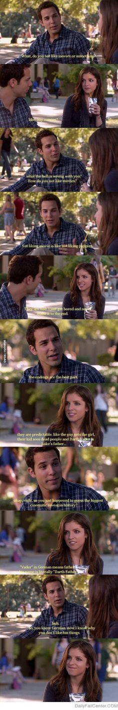 Pitch Perfect: One of the best scenes