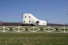 Shoe House: Hellam, Pennsylvania