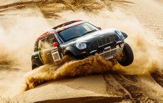 Mini All 4 Racing - Dakar Rally 2015